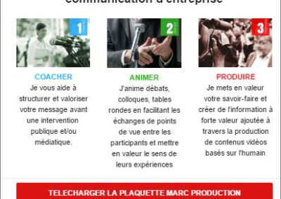 emailing-lancement-marc-production-ma-boutique-marketing