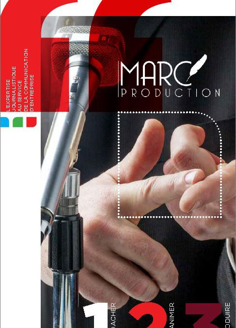 Lancement commercial Marc Production