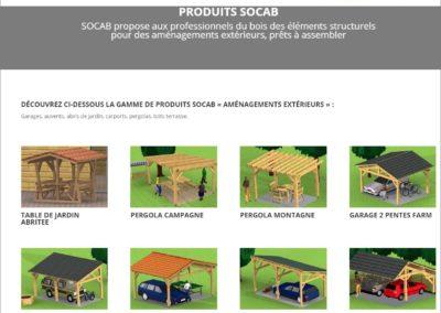Fiche Produits SOCAB