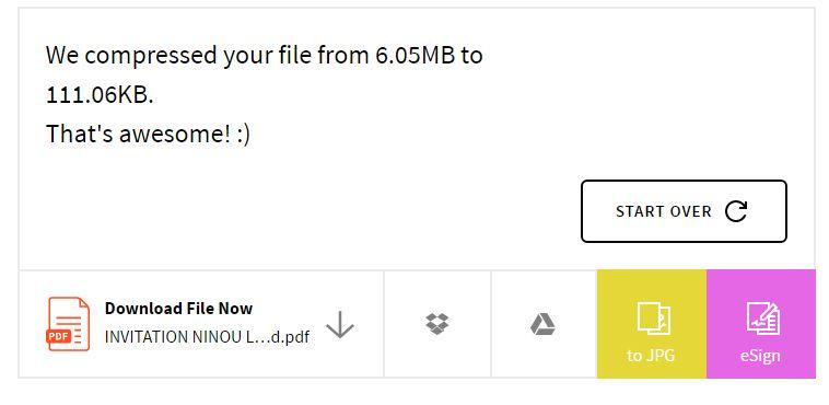 Télécharger votre fichier pdf allégé